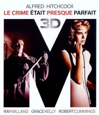 Le Crime était presque parfait (Alfred Hitchcock, 1954)