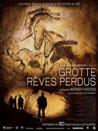 La grotte des rêves perdus (Werner Herzog, 2010)