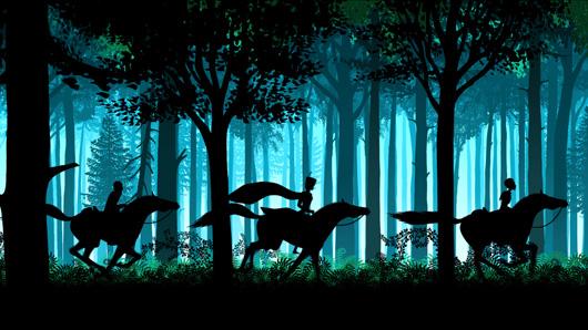 Les Contes de la Nuit (Michel Ocelot, 2011)