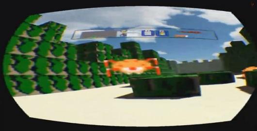 The Legend of Zelda sur Oculus Rift