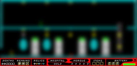 Interface de Sanguelia