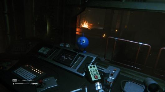 [SPOILER] Rassurez-vous, l'Alien revient à la toute fin du jeu ! [/SPOILER]
