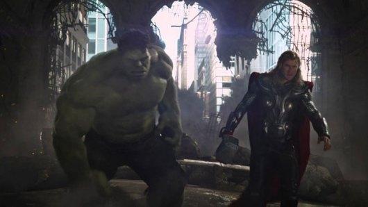 Hulk et Thor