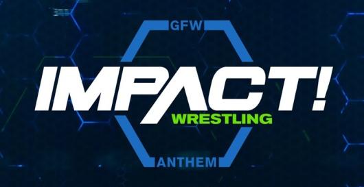 Le dernier logo en date d'Impact Wrestling