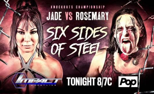 Jade contre Rosemary