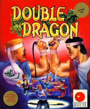Double Dragon (1987, Atari ST)