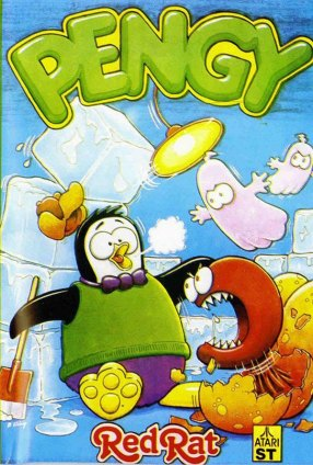 Pengy (1987, Atari ST)