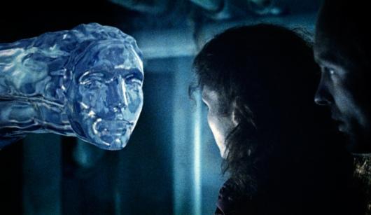 Sans doute la premère fois que je voyais de la synthèse au cinéma...