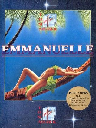Emmanuelle (1989, Atari ST)