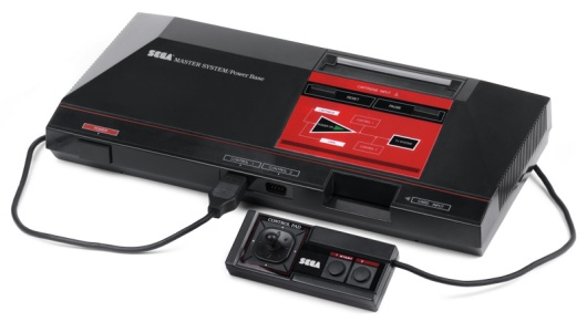 Master System, premier modèle