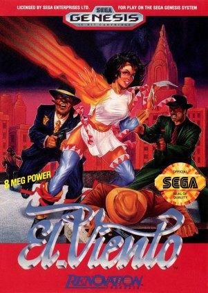 El Viento (Mega Drive)