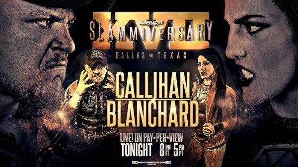 Callihan Vs. Blanchard à Slammiversary XVII