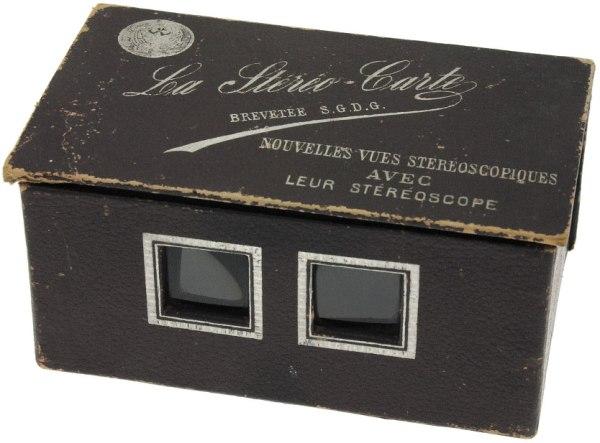 La Stéréo-Carte de Léon Lévy