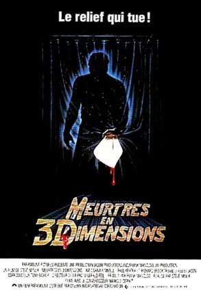 Vendredi 13 - Chapitre 3 : Meurtres en 3Dimensions (1982)