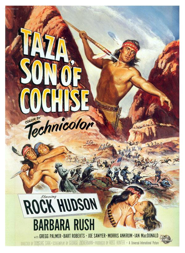Taza, fils de Cochise (1954)