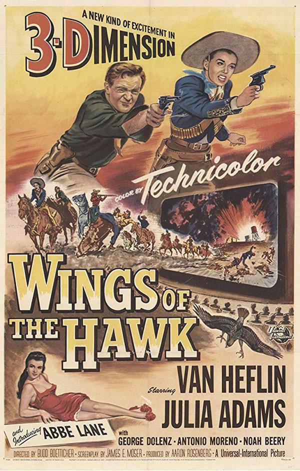 Wings of the Hawk (1953)